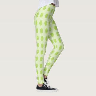 Lime-Leaves_MoD(c)_S-XL Leggings