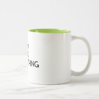 Lime Over Everything Mug
