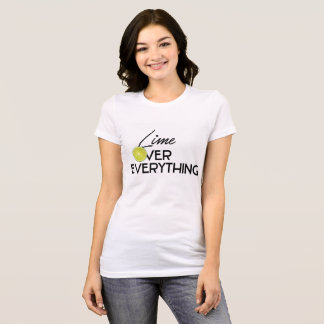 Lime Over Everything Tee