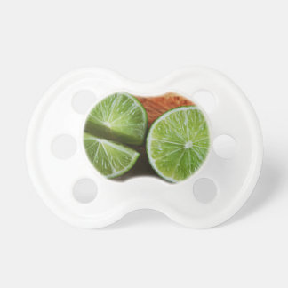 lime pacifier