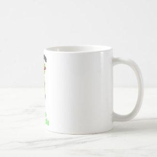 lime pupsicle coffee mug