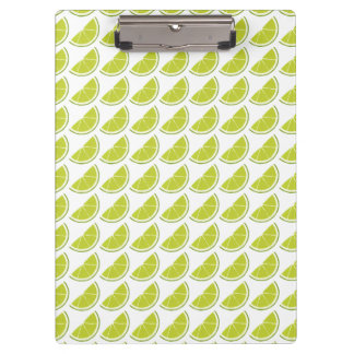 Lime Slice Clipboard