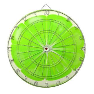 Lime Slice Dartboard
