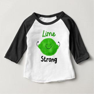 Lime Strong - Baby Tshirt