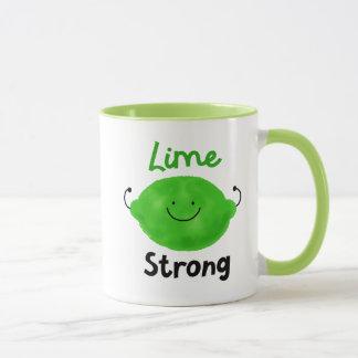 Lime Strong- Mug