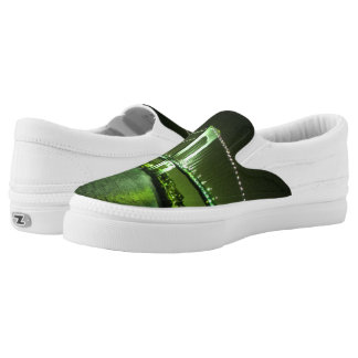 Lime Time Bridge Z slipons Slip-On Sneakers