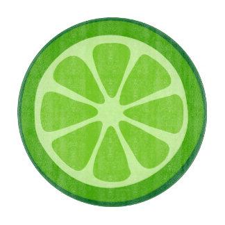 Lime Time Cutting Board