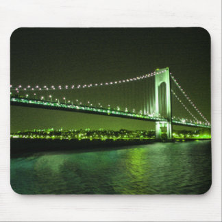 Lime Times Bridge mousepad
