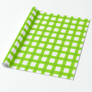 Lime Wrapping Paper