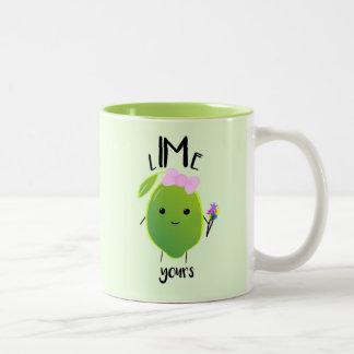Lime Yours  - Mug