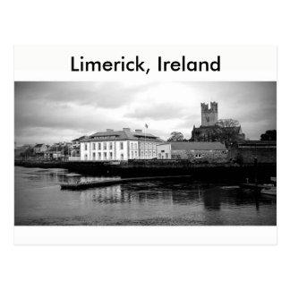 Limerick City, Ireland Postcard
