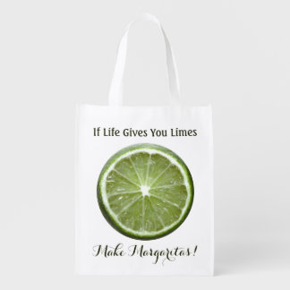 Limes Reusable Grocery Bag