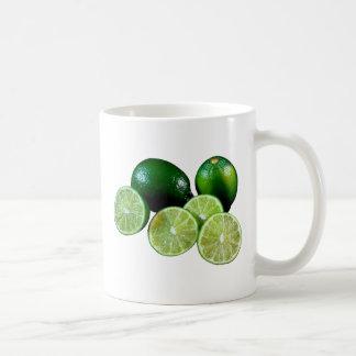 Limetten limes fruits coffee mug