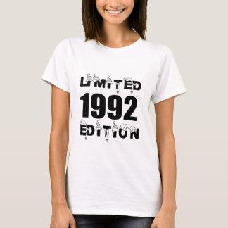 LIMITED 1992 EDITION BIRTHDAY DESIGNS T-Shirt