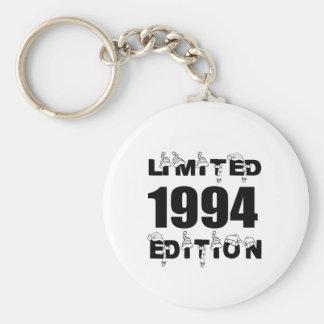 LIMITED 1994 EDITION BIRTHDAY DESIGNS KEYCHAIN