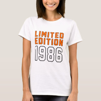 Limited Edition 29 Birthday Designs T-Shirt