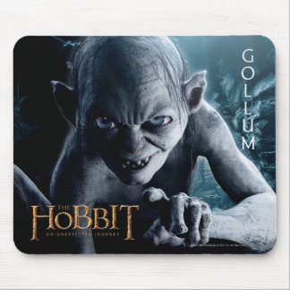 Limited Edition Artwork: Gollum Mouse Pad
