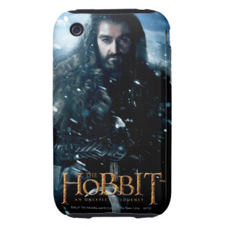 Limited Edition Artwork: THORIN OAKENSHIELD™ iPhone 3 Tough Cover