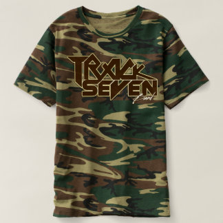 Limited Edition Camouflage T-Shirt by Track Seven