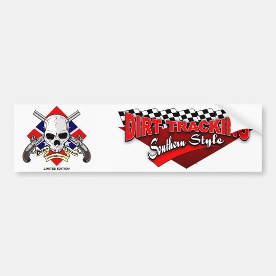 Limited Edition DTSS Skull Bumper Sticker