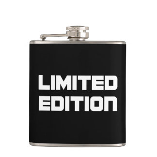 Limited Edition Flasks