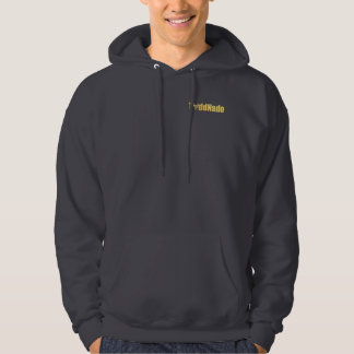 limited edition golden hoodie
