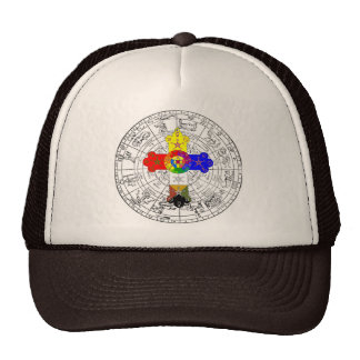 Limited Edition Hermetic Zodiac and Rose Cross Hat