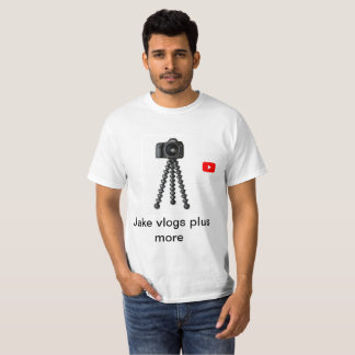 Limited edition jake vlogs t shirt