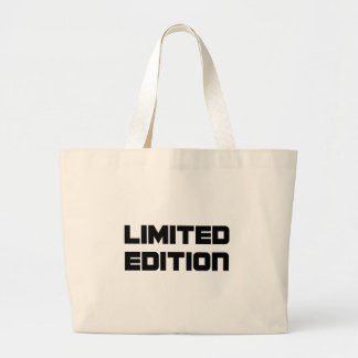 Limited Edition Large Tote Bag