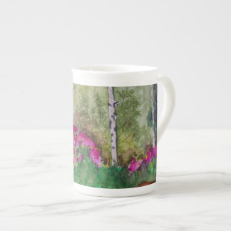 Limited Edition Porcelain Cup artist Kim Brooks