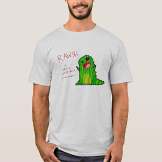 Limited Edition Premium RAWR shirt