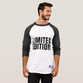 LIMITED EDITION t-shirts, Funny Birthday Tees