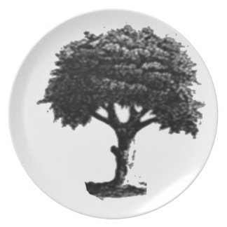 Limited Edition tree plate collection.