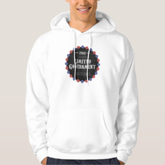 Limited Government 2013 Hoodie