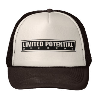 Limited Potential Crummy Cap Trucker Hat