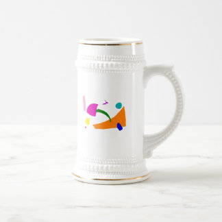 Limited Space Has the Ultimate Freedom Beer Steins
