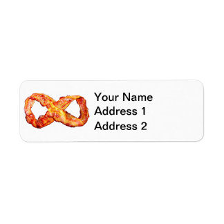 Limitless Bacon Return Address Label