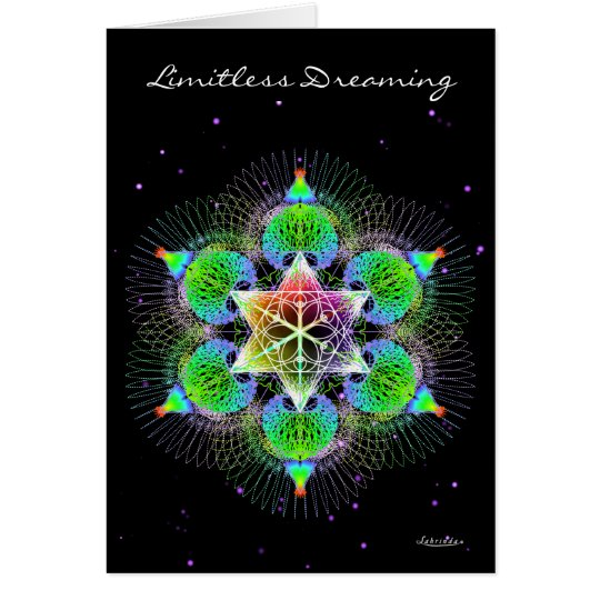 Limitless Dreaming Card