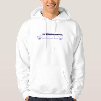 limo hummer hoodie