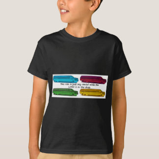 Limo in the Shop T-Shirt