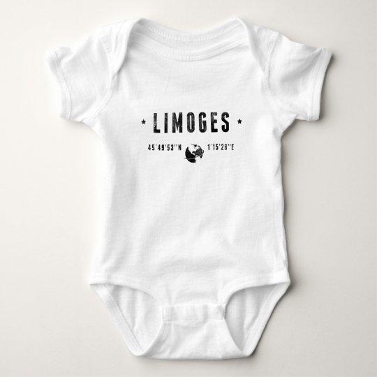 Limoges Baby Bodysuit