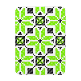 Limon Fluorescent Green Premium Flexi Magnet