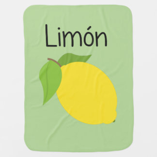 Limon (Lemon) Baby Blanket