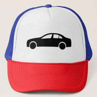Limousine Silhouette Trucker Hat