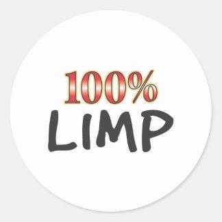 Limp 100 Percent Sticker