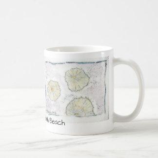 Limpets on a Cornish Beach Coffee Mug