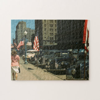 Lincoln 1942 jigsaw puzzle