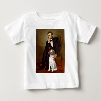 Lincoln - American Foxhound Baby T-Shirt