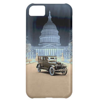 Lincoln at the White House 1922 iPhone 5C Covers