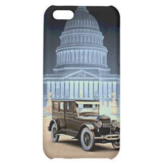 Lincoln at the White House 1922 iPhone 5C Cases